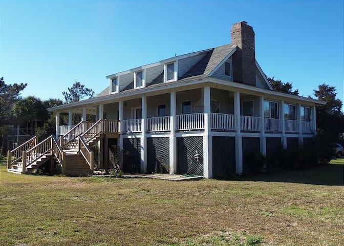 The Berry House in Debordieu - Georgetown - Casa