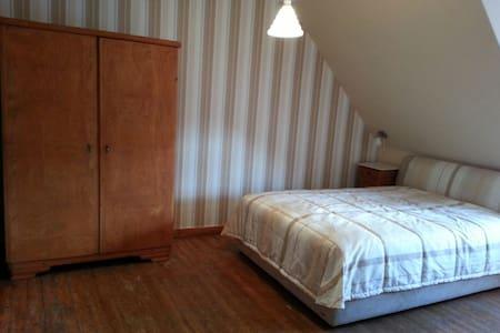 Fachwerkhaus auf idyllischem Dorf - Hann. Münden - Rumah