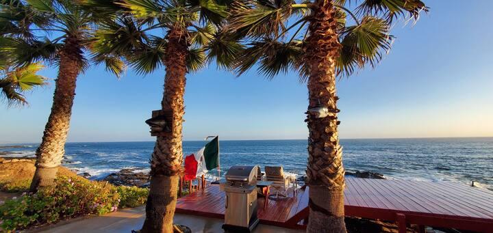 Baja Mexico 🇲🇽Oceanfront Dream South of Ensenada