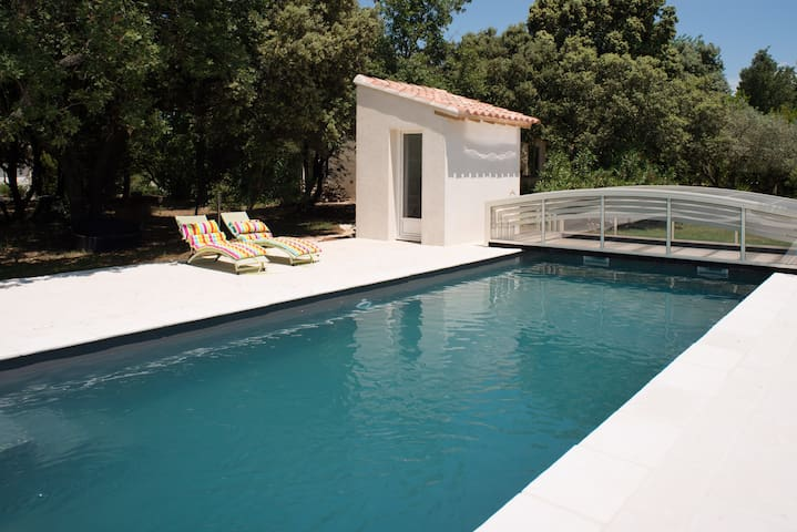 Villa Lisette, Mazan - 6 people house & large Pool - Mazan - House