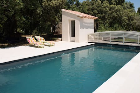 Villa Lisette, Mazan - 6 people house & large Pool - Mazan - Ev