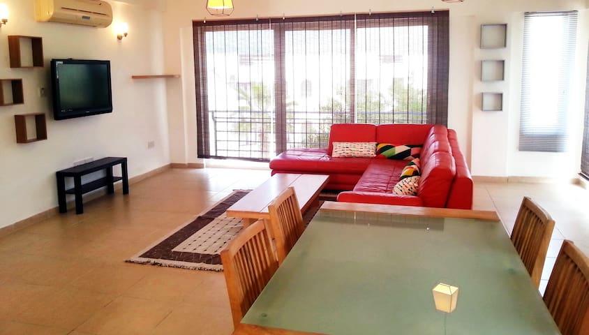2 Bedroom Apartment in Turtle Bay Village - Esentepe - Apartamento