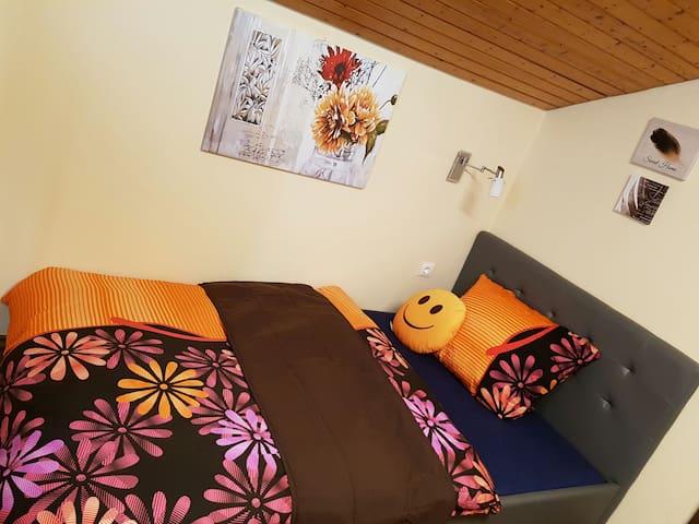 Pension am Schwammerl - Bay. Wald - Zimmer 4 - EZ - Schönberg - Bed & Breakfast