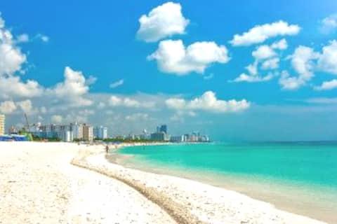 ☀Surfers Getaway near Beach with Breakfast & Pool