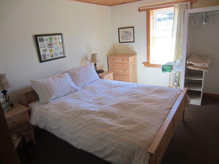 Auberge Schweizer - Chambre #5 du Guesthouse