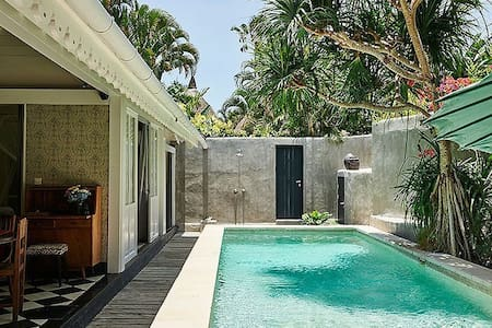 PANDAN HOUSE (1BR/BEACH/POOL) - 단독주택