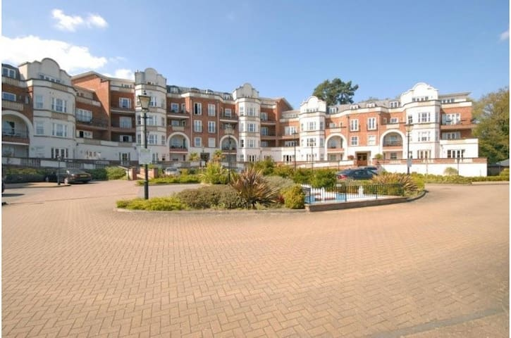 Luxury 2 Bed Apt in Ascot, near Windsor - Windsor and Maidenhead - Apartament