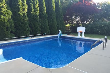 Nice home in great location with a pool - Springfield - Haus