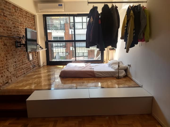 Lovely Studio for Artists in Palermo