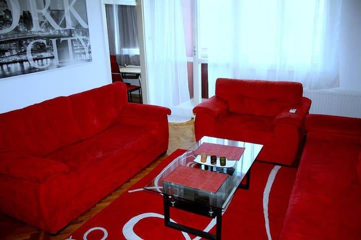 Apartment Bihać center - Bihać - Byt
