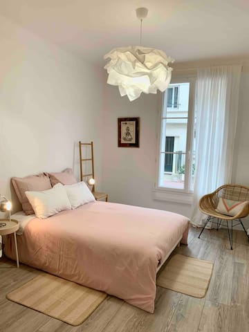 🌈Charmant Appartement à 15min du Centre de Paris🥂💝
