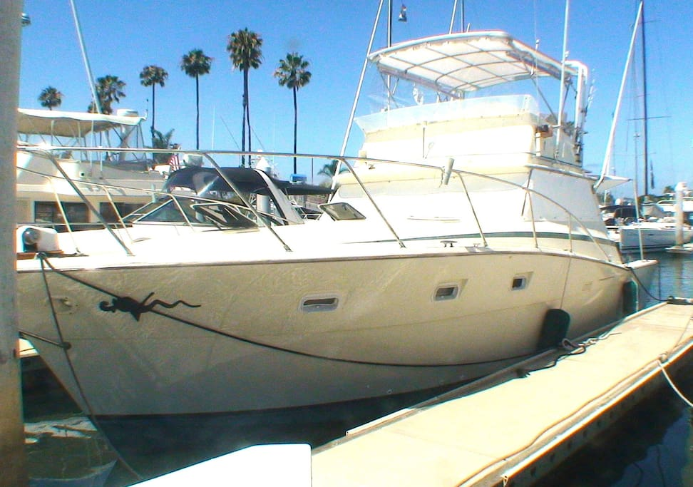 Seayalater Boats For Rent In San Diego California
