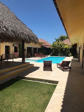PuntaCanaisFUN 4BR Ultra-Lux Villa @ Punta Cana