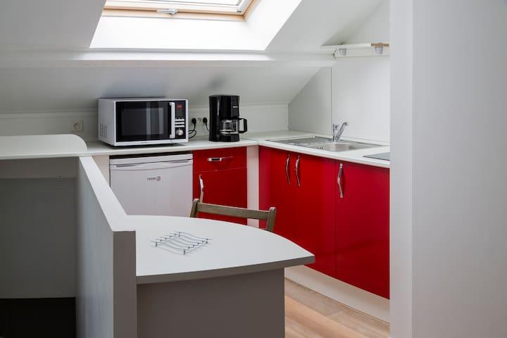 Appartement pour évènement - Louplande - Lejlighed