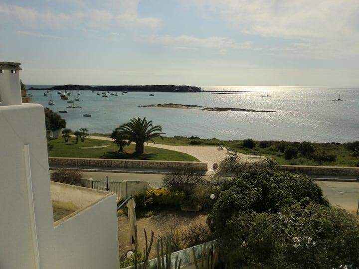Villetta a Porto Cesareo con bellissima vista mare