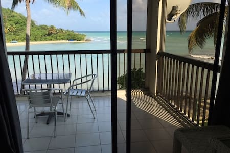Studio mer marina plage - Appartement