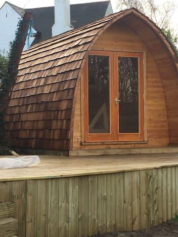 Garden pod - Douglas - Hut