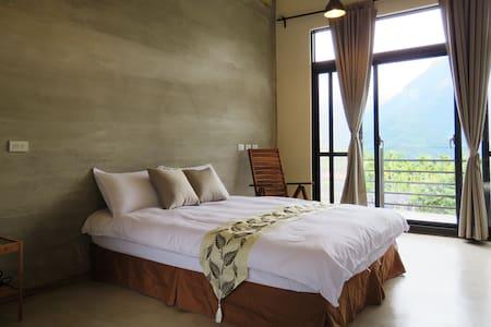 達芭凱民宿-水泥粉光雙人房 - Xinyi Township - Bed & Breakfast