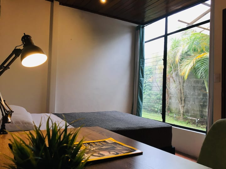Private Room at La Sabana Guesthouse. #1