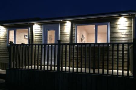 Fianna log cabin