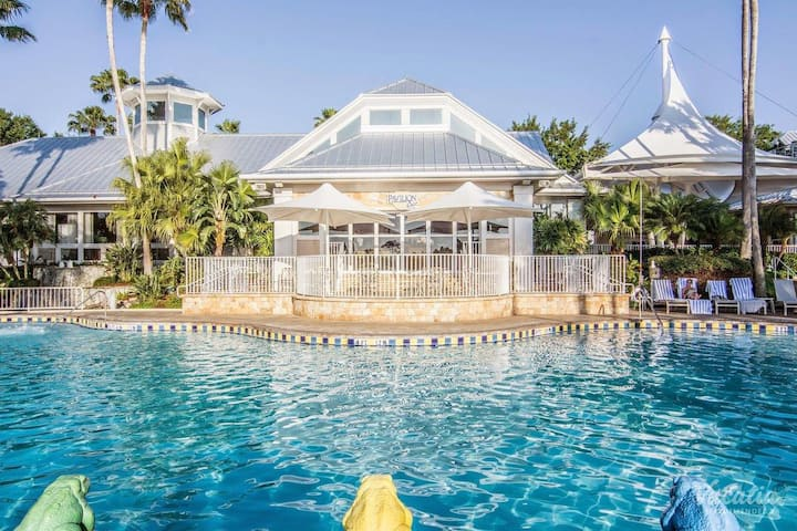 Marriott Cypress Harbour 2Bdrm Villa ELITE RESORT