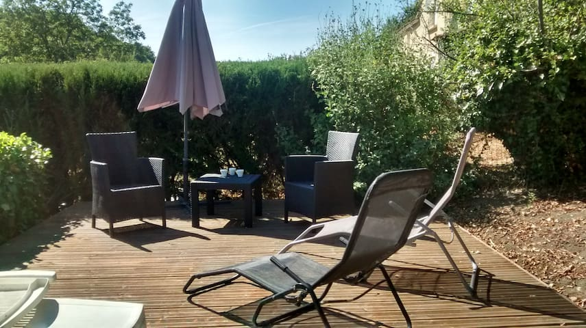 Charming Cottage close Puy du Fou  - La Meilleraie-Tillay - Hus