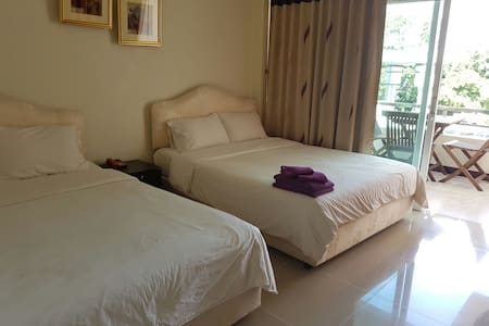 Family suite resort style Mae sod - Bed & Breakfast
