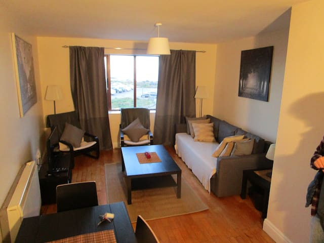 Salthill Village Apartment - Galway