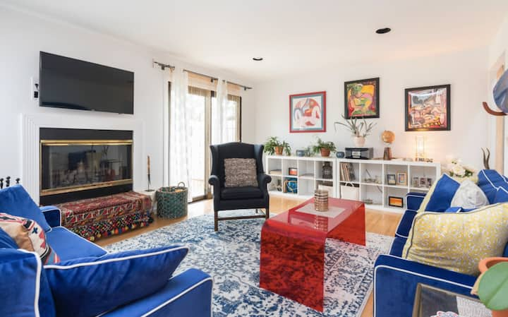 Monthly Southampton Townhouse