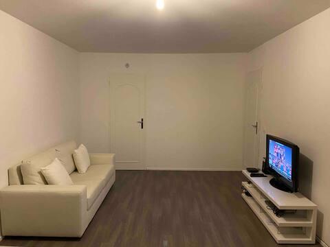 Appartement très propre, spacieux et confortable