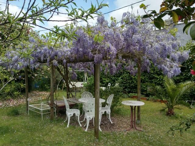 Charmante Maison Et Jardin Fleuri Houses For Rent In Concarneau
