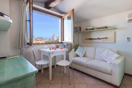 Wonderful view from a smallest loft - Oristano - Loft
