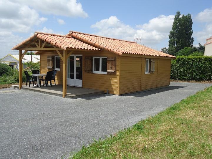 Chalet près du Puy Du Fou