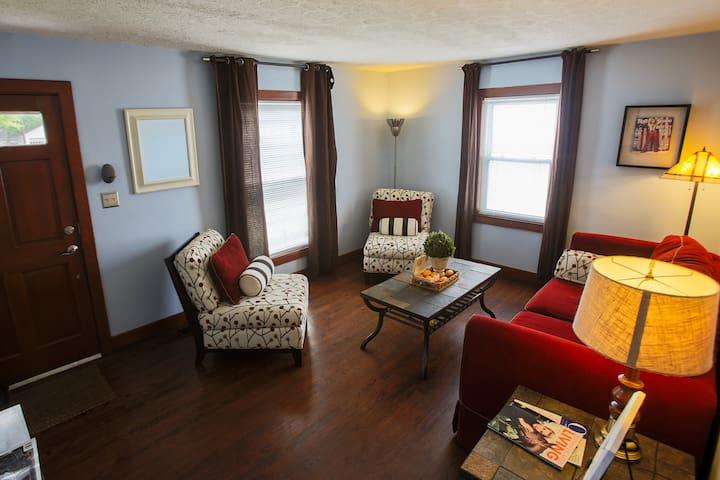 Convenient Louisville House - Louisville - Hus