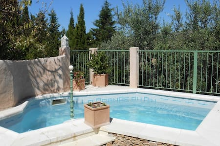 1-storey House with pool - Ceyreste - Talo