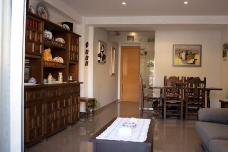 Bonito Apartamento ( protocolo Covid ) 3min playa