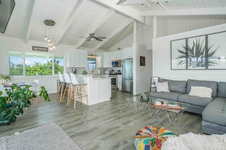 Luxury Ocean view Home near Akaka falls