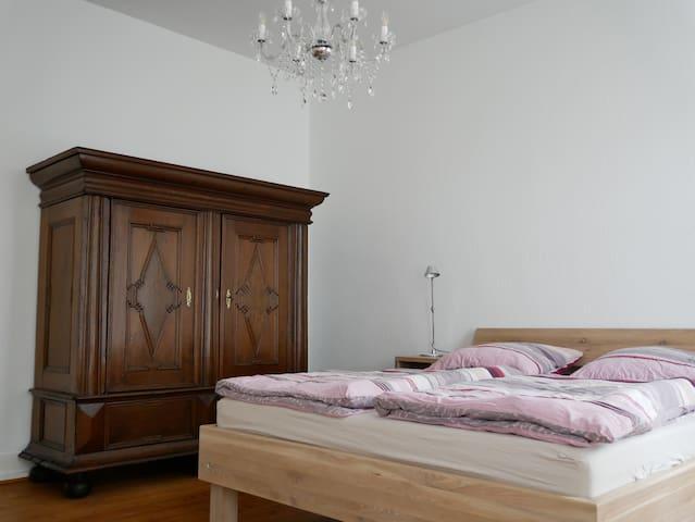 Südstadt-Apartment mit Wohnküche