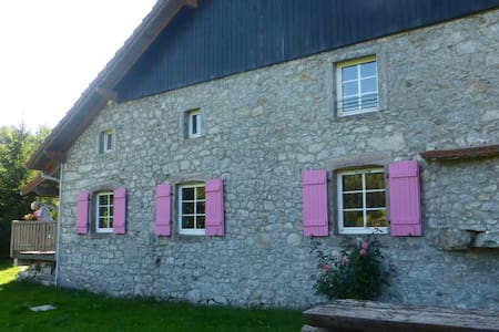Cottage Alisiers heart of nature Vosges 14 pax