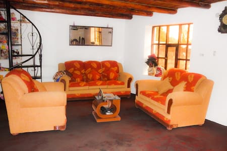 Beautifull duplex with balcony in ollantaytambo, - Ollantaytambo