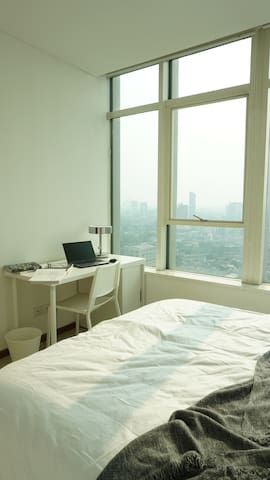 Co-living in Thamrin Residence #27CE