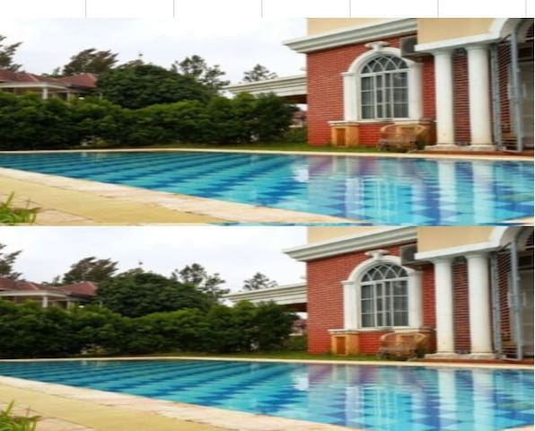 Guest House with private swimming pool