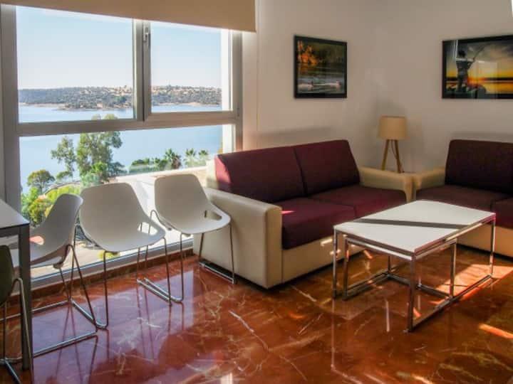 Apartamento de 2 dormitorios, AT Embalse Orellana