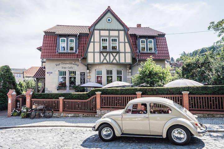 Traditionsreiche Ferienwohnung  in Gernrode