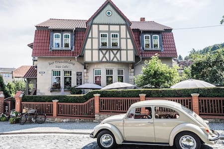 Heritage Apartment in Gernrode