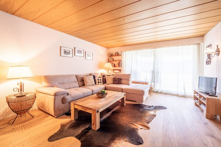 Cosy 3 bedroom apartment in Flims (Haus Ner A1)