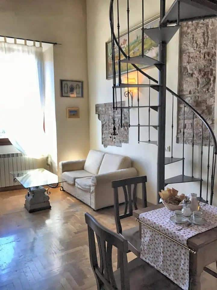 Cozy Apartment in historic center of Florence