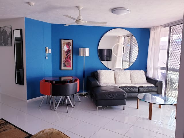 30secs to Alex Beach- 1bed beach resort apartment