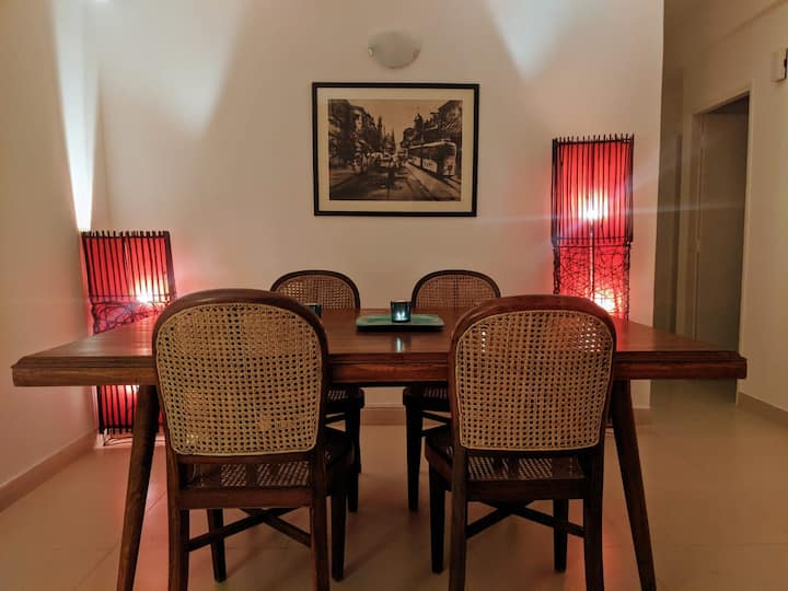 The Rajbari Service Apartment (Marble Arch)
