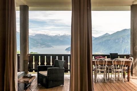 Relax, Breath-Taking view Bellagio